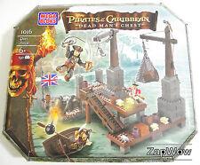PORT ROYAL 2006 DEAD MAN'S CHEST Mega Bloks Play Set 1016 Pirates Caribbean Mint