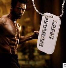 X-Men Wolverine Halskette, Anhänger, James Logan, pendant, necklace, X-Man