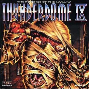 Thunderdome-IX-9-Revenge-of-the-Mummy-2cd-Hardcore-Gabber