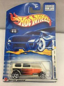 Hot-Wheels-2002-First-Editions-Midnight-Otto-Collector-No-013-NIP-1-64-NIB