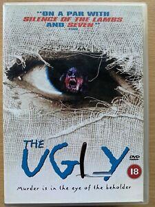 The-le-Truand-DVD-1997-Culte-Neuf-Zelande-en-Serie-Killer-Thriller-Horreur-Film