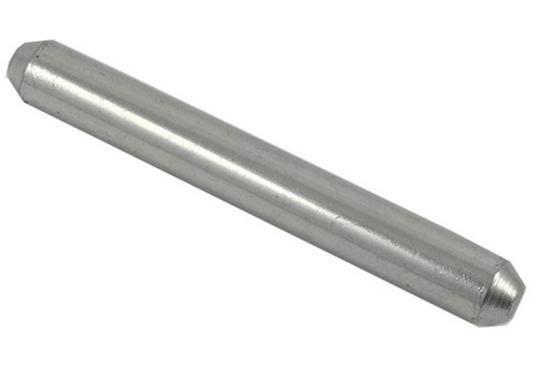 Stabdübel verzinkt 8   10   12   16   20 mm, Größen   Längen DIN 1052 3142