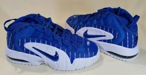 Details about Nike Air Max Size 7 Penny 1 Game Royal Blue Black Pinstripe Hardaway AV7948 400