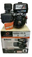 10hp 291cc Stens Lct Gas Engine Dual Ball Bearings Electric Start 1 Horiz Shaft