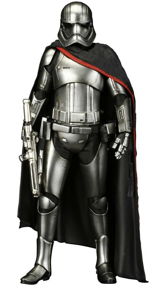 Star Wars The Force Awakens ArtFX+ Captain Phasma Vinyl Statue