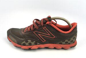 New-Balance-Men-039-s-Mt101-Minimus-Trail-Running-Shoe-Black-Red-Gray-Sz-10-5-D