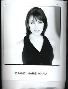Brandi Marie Ward - 8x10 Headshot Photo with Resume