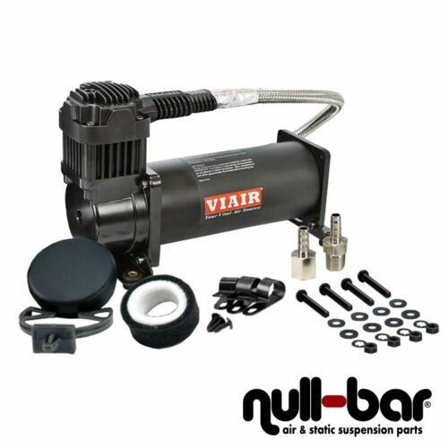 Viair 444 C Black Noir piston compresseur Luftfahrwerk Airride ACCUAIR Airlift
