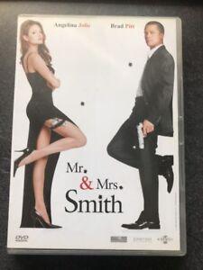 Mr. & Mrs. Smith DVD