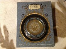 Disney Sephora Pair of Cinderella Compacts 2014 & 2015 New in Box HTF Rare