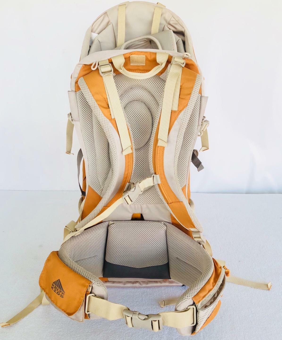 Kelty bambini FC 2.0 External Frame campeggio Hire Backpack Excellent Condition