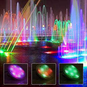 waterproof rgb par56 54w led swimming pool lights lamp. Black Bedroom Furniture Sets. Home Design Ideas