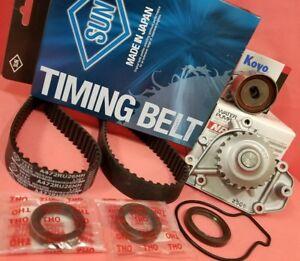 Timing Belt Kit Water Pump for 94-01 Acura Integra GSR Type-R VTEC B18C1 B18C5