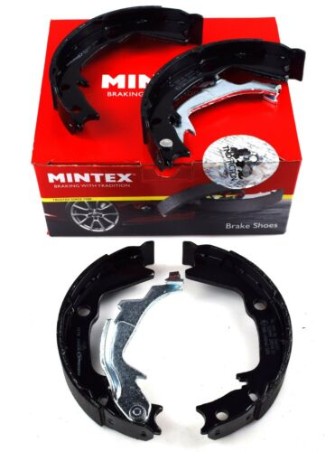 MINTEX REAR PARKING BRAKE SHOES SET FOR HYUNDAI KIA MFR651 REAL IMAGE OF PART