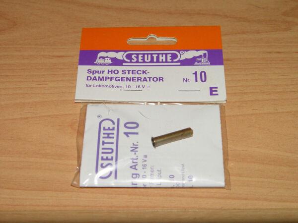 10e Seuthe Generatore Fumo Loco Vapore 10/16 V.