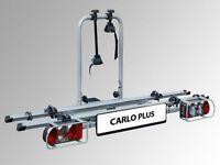 Eufab Carlo Plus Fahrradheckträger Für Anhängekupplung, Heckträger, Fahrräder