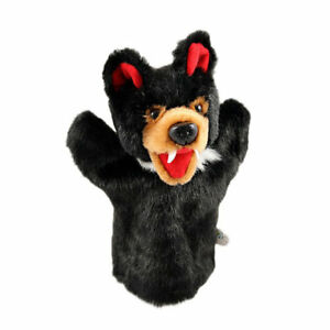 Tasmanian-Devil-Hand-Puppet-soft-plush-toy-10-034-25cm-NEW