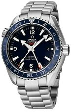 Omega Men's Seamaster Planet Ocean Titanium GMT Automatic Watch 23290442203001