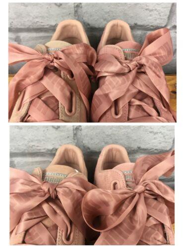 de Classic Suede mujer Zapatillas Heart Metallic Puma para varios Pink Ii Redye tamaños ZzwwtFq
