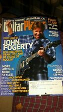 GUITAR PLAYER MAGAZINE MARCH 2008 JOHN FOGERTY UNIVIBE SHOOT OUT free shippinG