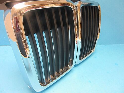 Front Center Grille Replaces BMW OEM# 51131884350 CHROME Expedited
