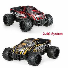 Radio Remote Controlled Off Road Racing Speed Car Truck Buggy 2.4G  1/16 UK