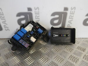 suzuki alto sz3 1 0 petrol gl 2010 under dashboard fuse box 36717 rh ebay co uk