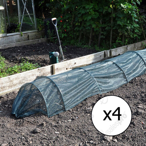 3m Long Multi Buy Deals Plant Protection NET Grow Tunnel Cloche