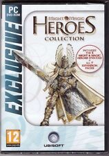 Heroes of Might and Magic Collection 1 2 3 4 5 [PC-DVD Computer, Region Free]