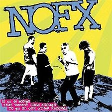 45 or 46 Songs That Weren't Good Enough to Go on Our Other Records [PA] by NOFX (Vinyl, May-2002, 2 Discs, Fat Wreck Chords)