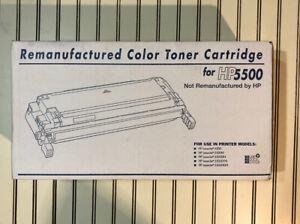 645A Cyan Toner Cartridge (C9731A) for HP LaserJet 5500/5550 -CSS1037