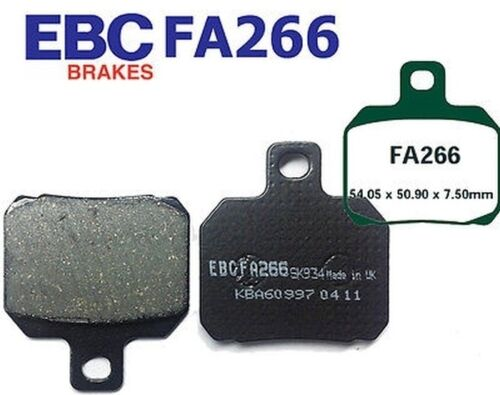 EBC Bremsbeläge FA266 HINTEN APRILIA RSV 1000 R Mille 03 Radial caliper