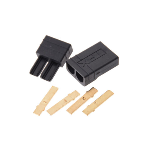 1 Pair  Plug Connector for Lipo//NiMh Battery Brushless ESC RC HF