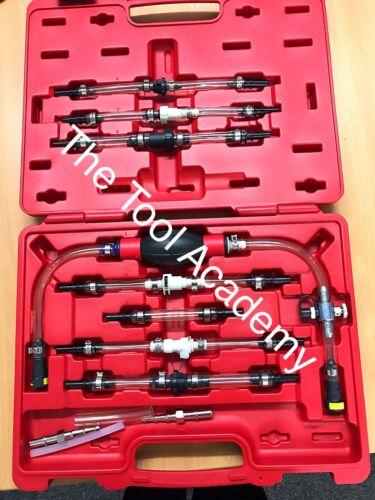 Tool Academy Sale Diesel Engine Fuel Primer Priming /& Bleeding Tool Kit in Case