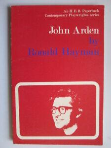 Acceptable-John-Arden-Contemporary-playwrights-Hayman-Ronald-1968-01-01-H