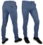 Mens-Skinny-Fit-Stretch-Chino-Trousers-Casual-Flat-Front-Super-Skinny-Pants miniatura 3