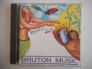 BRUTON-MUSIC-BRR35-HAWAII-WEST-INDIES-CD-RTL