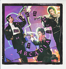 """ARCADIA Vinyl 45T 7"""" ELECTION DAY - SHE'S MOODY AND GREY MEAN RESTLESS F Rèduit"""