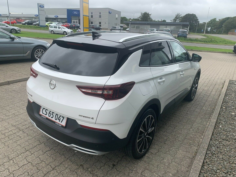 Opel Grandland X 1,6 Hybrid4 EuroLine aut.