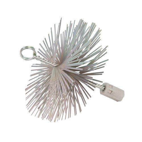 Silverline Drenaje Rod Conjunto de humos chimenea cepillo de drenaje émbolo Varillas de tornillo sinfín