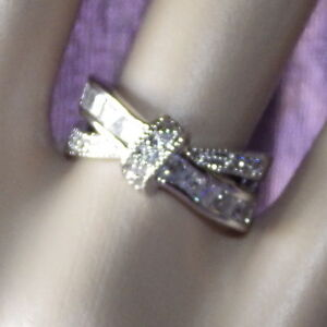 New-White-Gold-Filled-White-Cubic-Zirconia-Crossover-Rings-for-Women