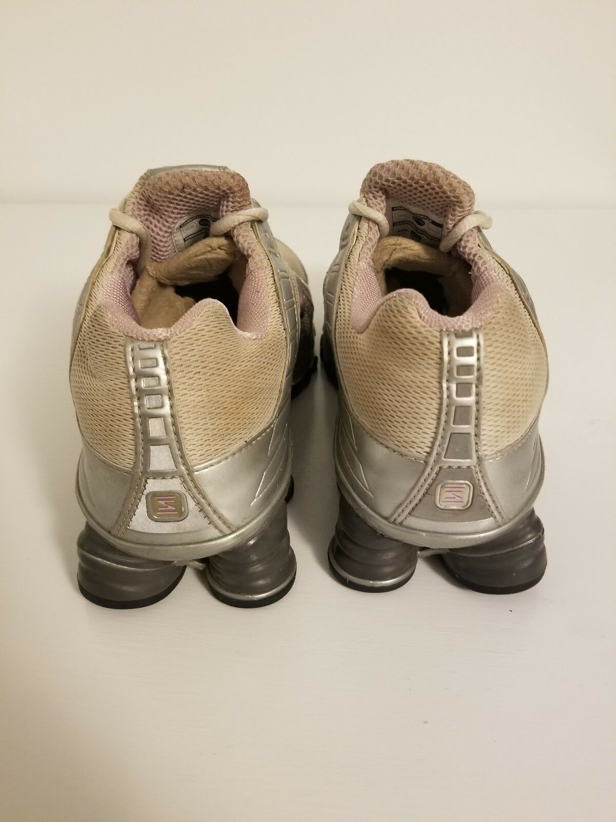 nike nike nike shox nz patrimonio donne scarpe da corsa silver / bianco.dimensioni 9.5. | Trendy  | Sig/Sig Ra Scarpa  | Uomo/Donne Scarpa  6ccc64