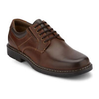 Dockers Men's Norwich Genuine Leather Rugged Oxford Shoe