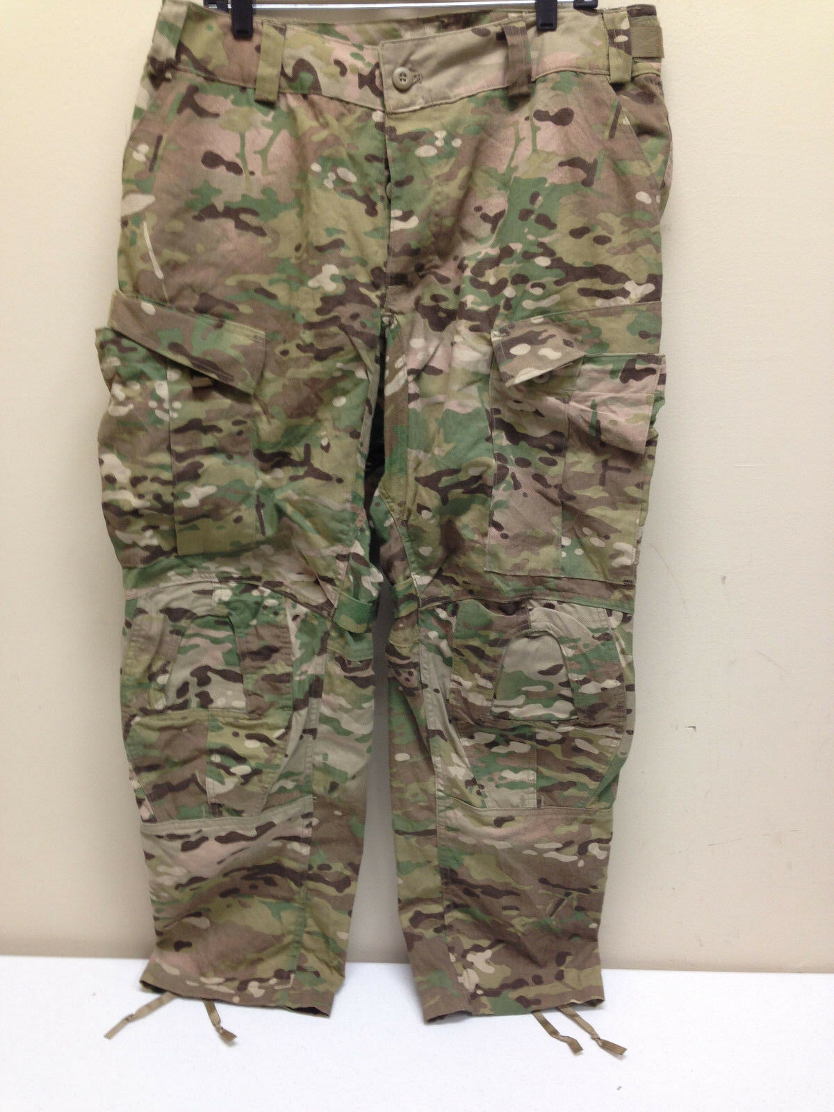 MULTICAM FLAME RESISTANT ARMY COMBAT PANT W CRYE PRECISION KNEE PAD CUT MR NWOT