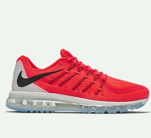 698902 Hot Lava Bright 7 Crimson Eur 5 Nike 600 42 2015 Air Uk Black White Max qCn76wP