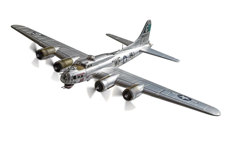 Corgi AA33318 1 72 Boeing B-17G Flying Fortress Flak Eater 305BG nos 8TH af 1944