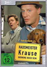 2 DVDs * HAUSMEISTER KRAUSE - STAFFEL 6 ~ Tom Gerhardt # NEU OVP =