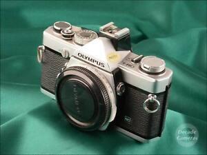 Olympus OM1n 35mm Film Camera  - Excellent - 1313