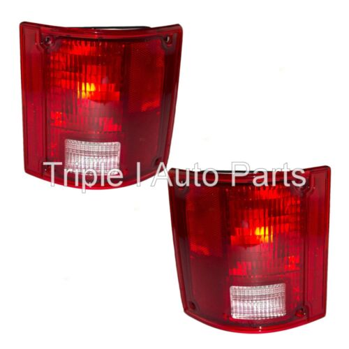 HOLIDAY RAMBLER ENDEAVOR 2002 2003 2004 TAILLIGHTS TAIL LIGHT REAR LAMPS RV PAIR