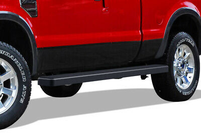 Wheel-to-Wheel Side Step Nerf Bar Fit 99-16 Ford F250//F350 Crew Cab 5.5ft Bed